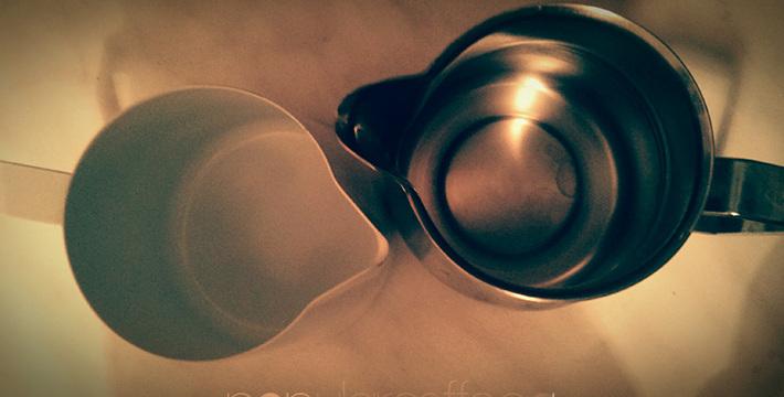dzbanek do spieniania mleka Motta Espresso Gear