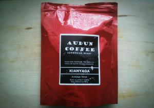 Audun Coffee Kenia