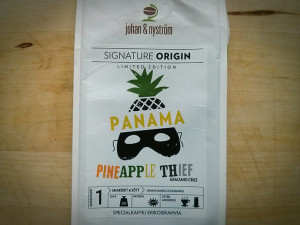 Johan & Nystrom Pineapple Thief Panama