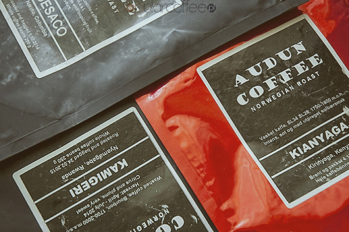 Audun Coffee blog