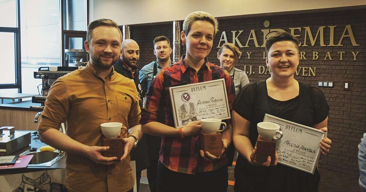 Mistrzostwa Polski Latte Art 2016