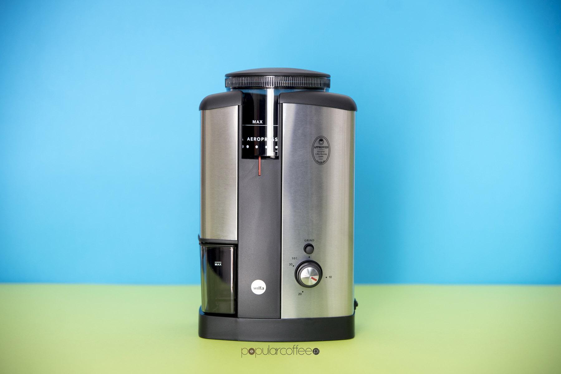 żarnowy młynek do kawy elektryczny