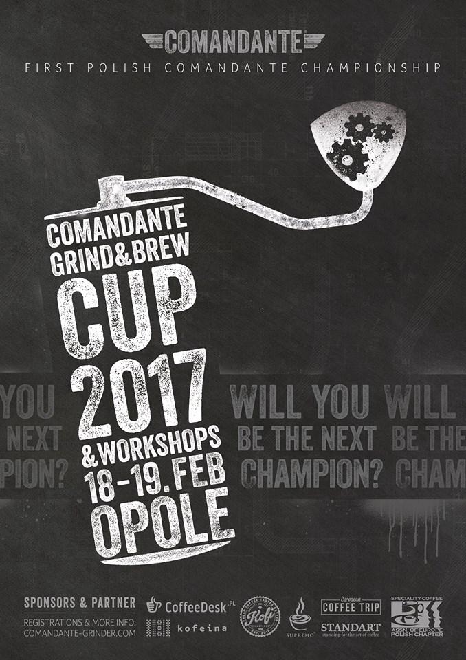 polish comandante championship 2017