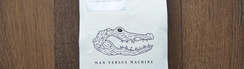 man versus machine