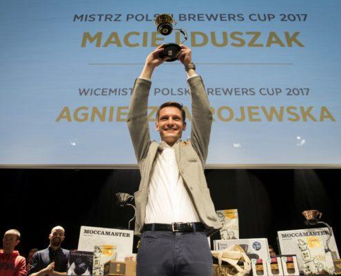 maciej duszak mistrzostwa polski brewers 2017