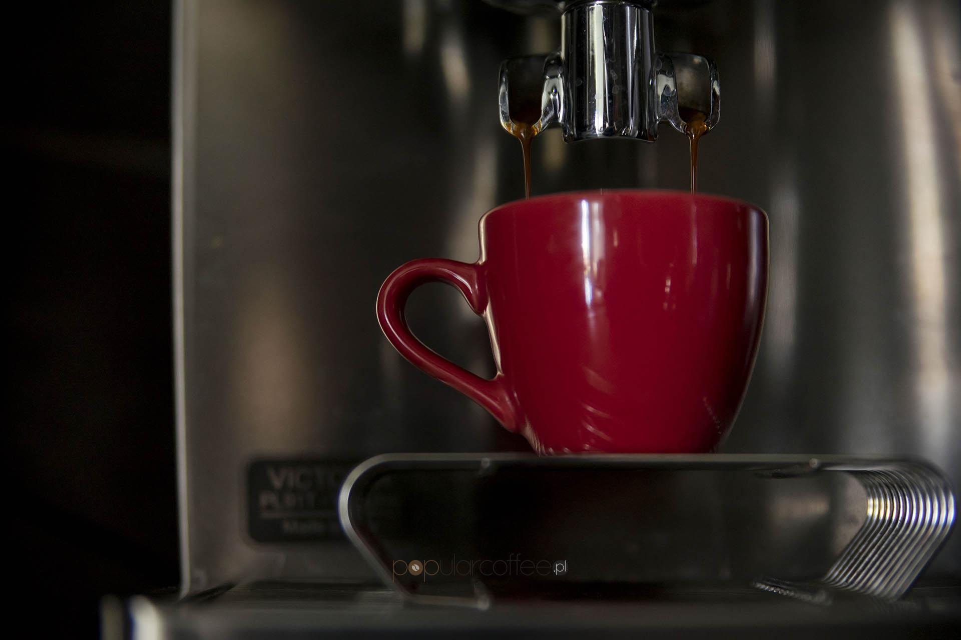 palenie kawy espresso
