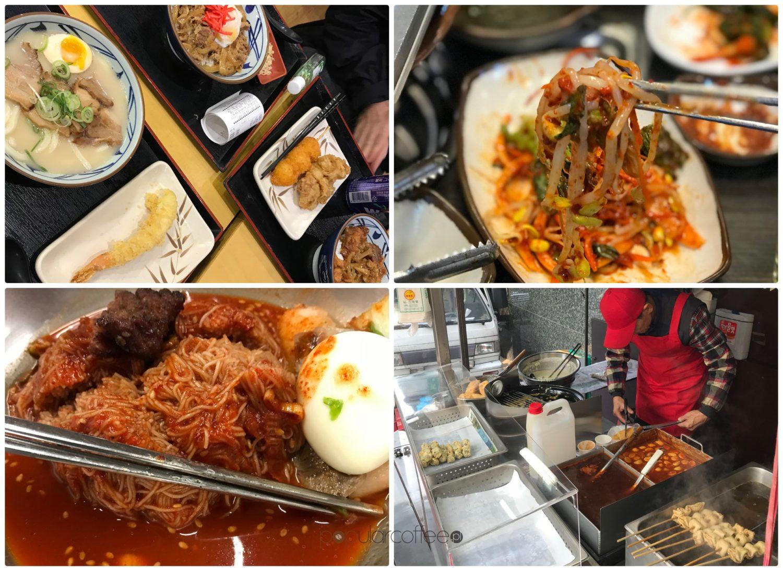 Seul Korea jedzenie