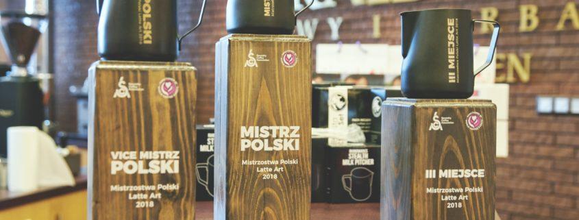 mistrzostwa polski latte art 2018