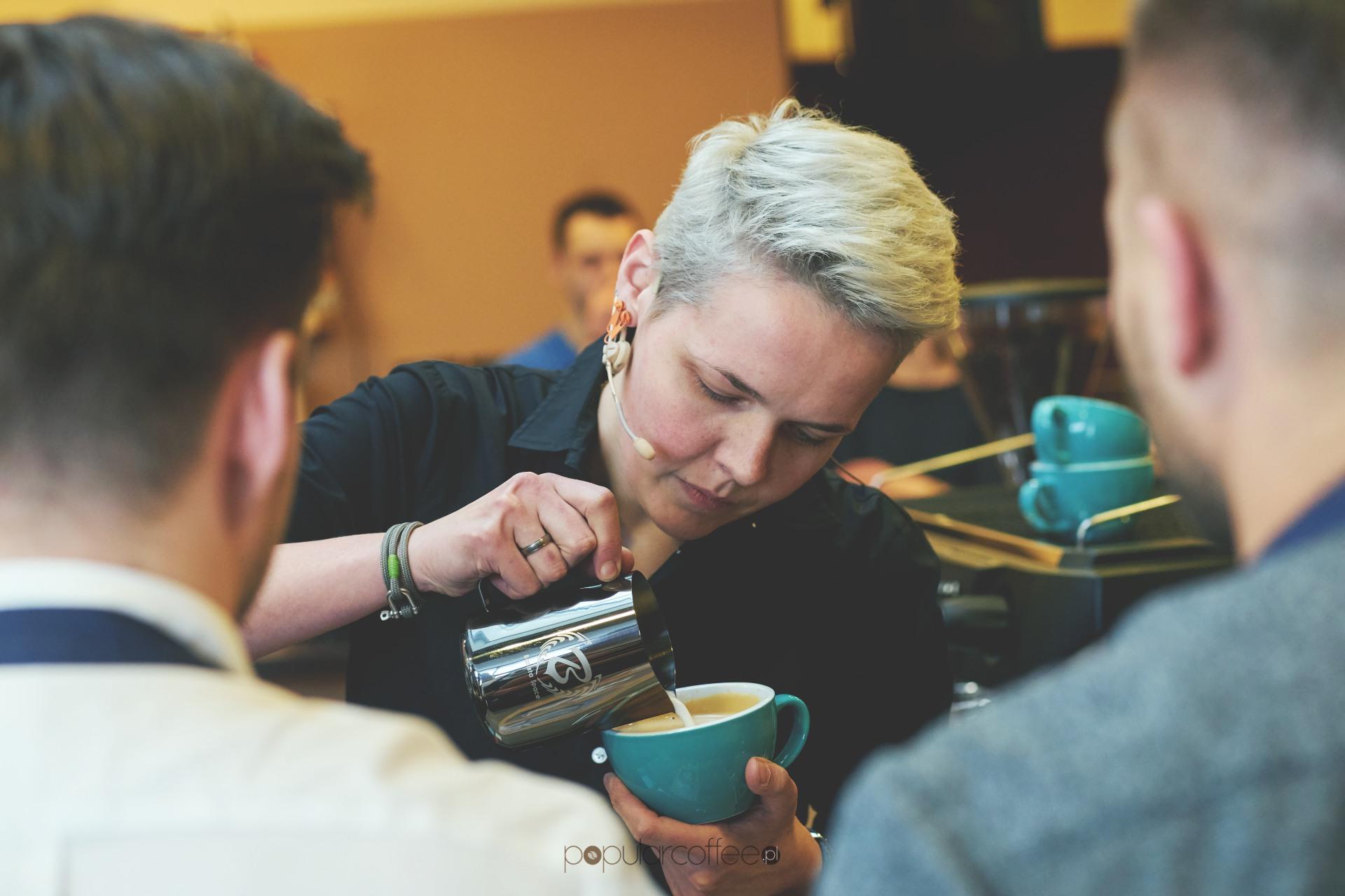 mistrzostwa polski latte art rojewska