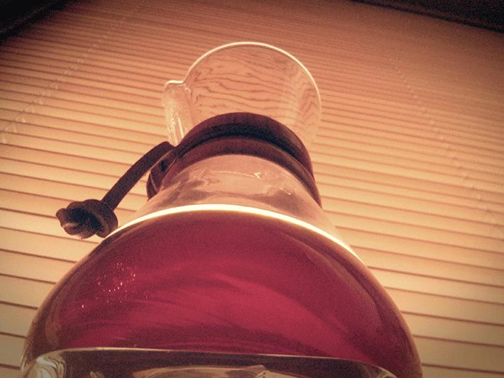 Kawa w domu: odcinek pilotowy