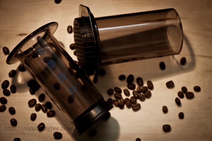 Aeropress - popularcoffee blog
