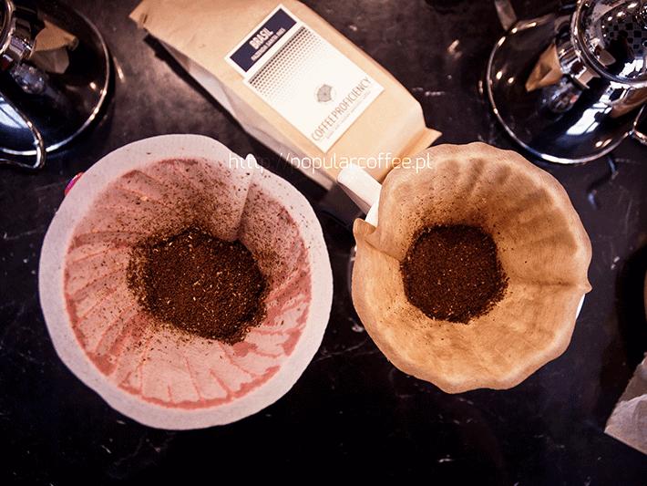 Kawa w domu: Dripper V60 – co może zdziałać lejek z papierkiem w środku.