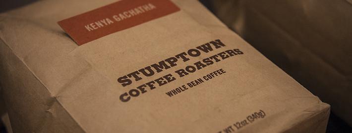 amerykańska kawa - stumptown kenia