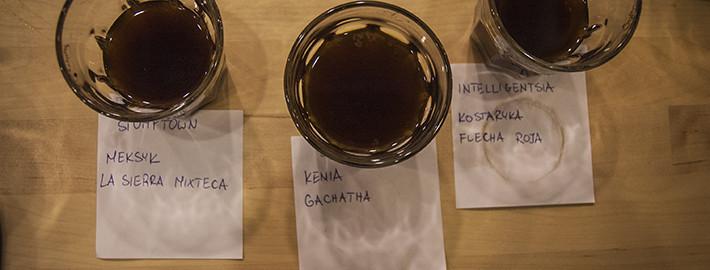 amerykańska kawa i cupping - zwycięzcy