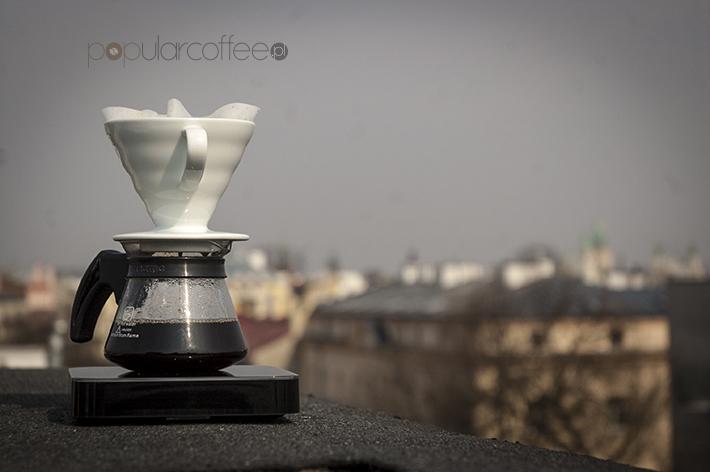 Kawa w domu: Acaia Black – Ewolucja