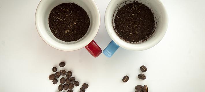 Cupping kawy