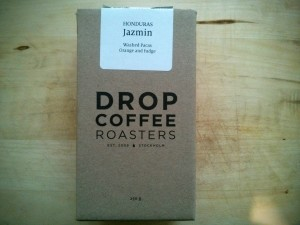 Drop Coffee Roasters Honduras Jazmin