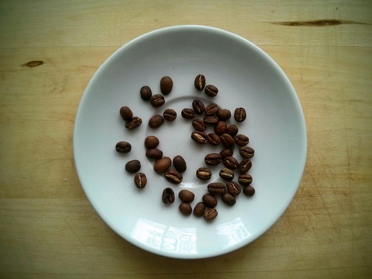 Zmielone i Wypite: Nomad Coffee, Etiopia Limu Konjo