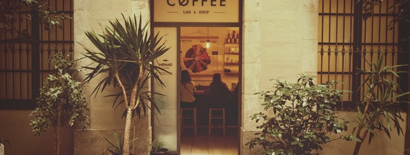 Barcelona Nomad Coffee