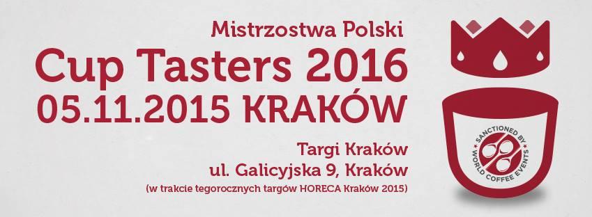 Mistrzostwa Polski Cup Tasting