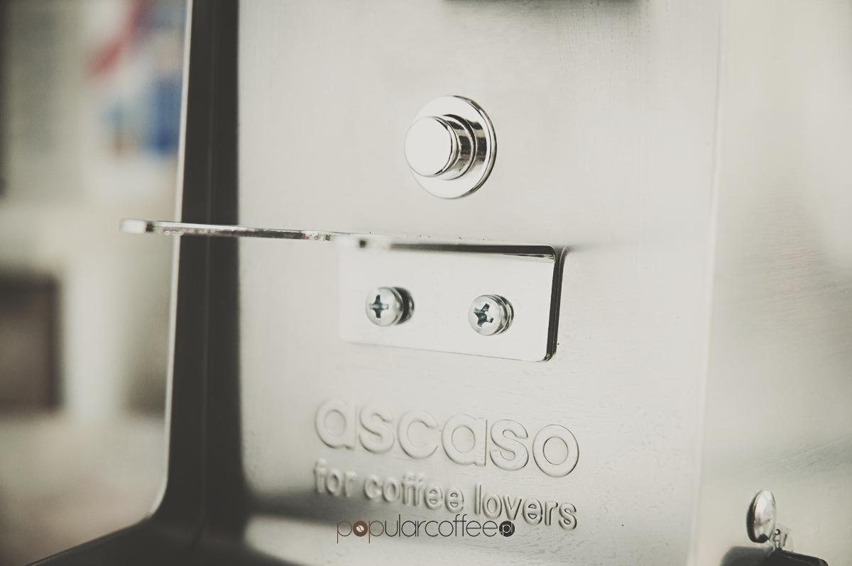 Kawa w domu: Ascaso i-1 Steel – Prosta Forma