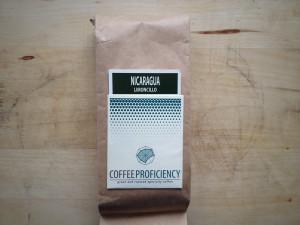 Coffee Proficiency, Nikaragua