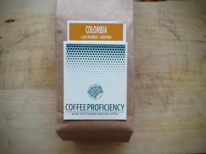 Coffee Proficiency Kolumbia Las Nubes