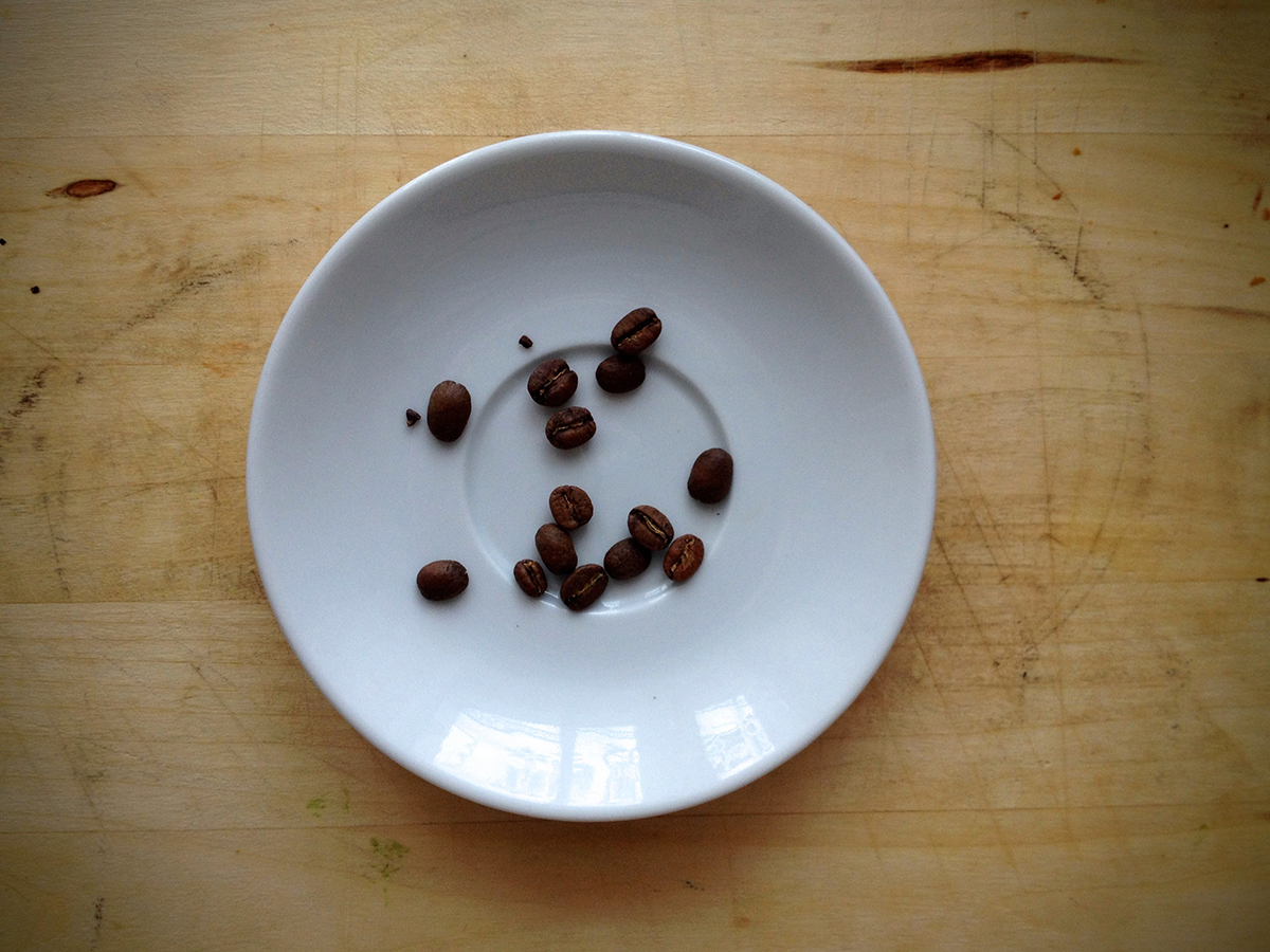 Zmielone i Wypite: Kolumbia Las Nubes Gesha, Coffee Proficiency