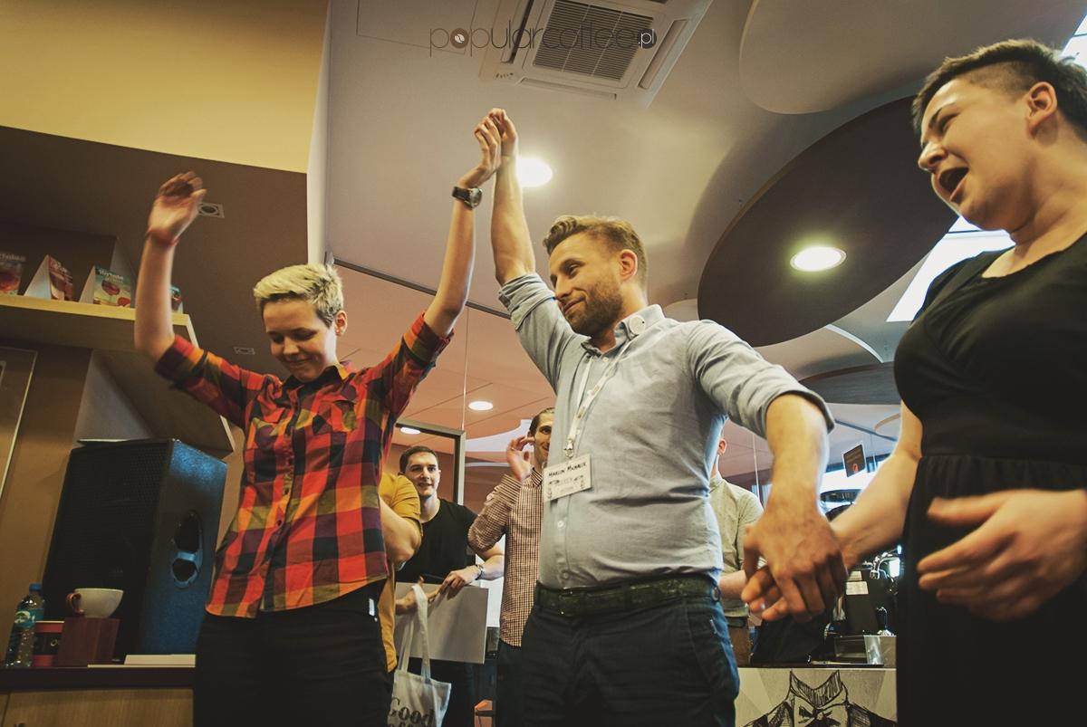 Chiny dla Poznania, czyli Mistrzostwa Polski Latte Art 2016