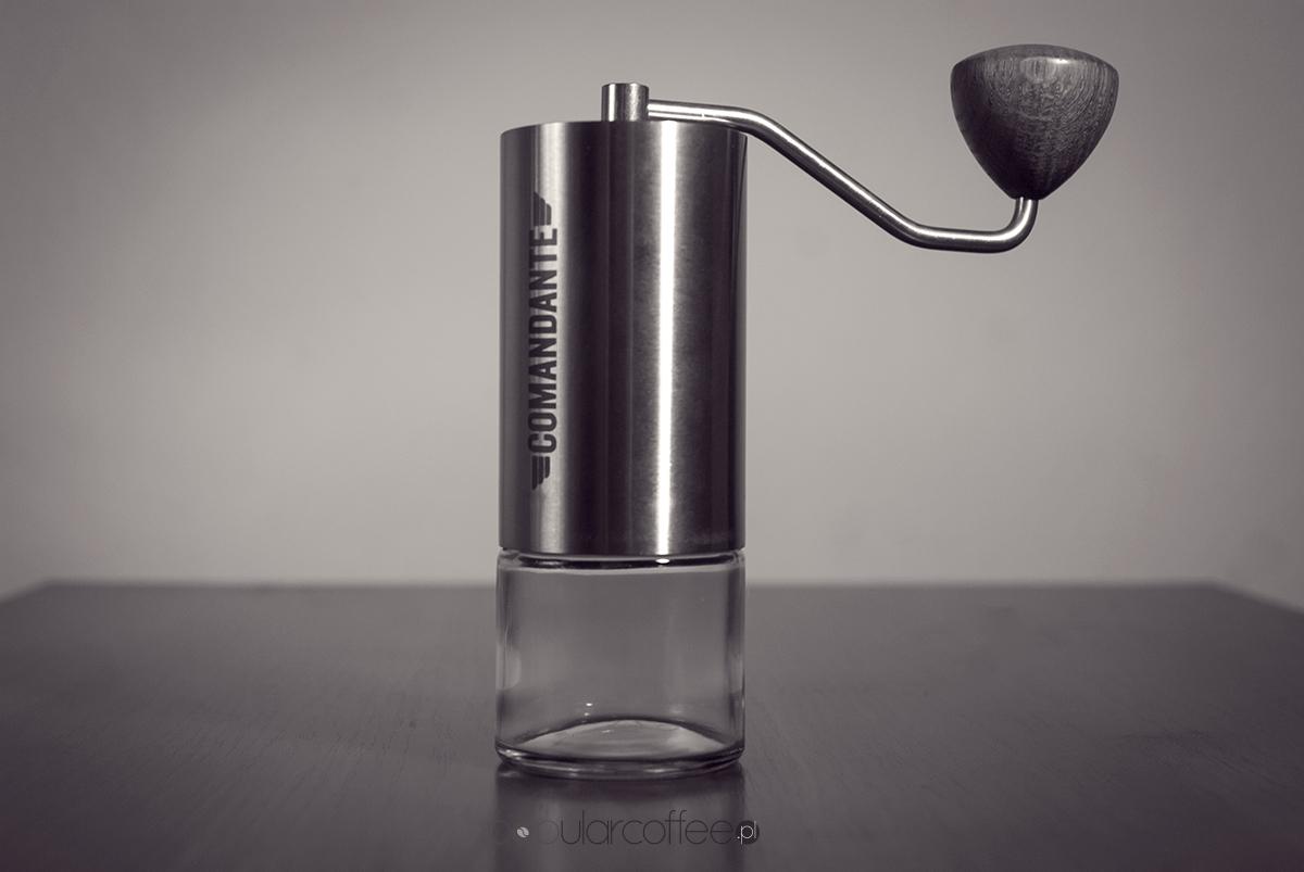 Kawa w domu: Comandante MK3 – Własnoręczna moc!