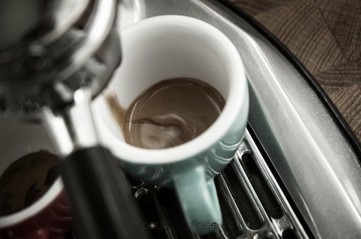 Dusza w espresso
