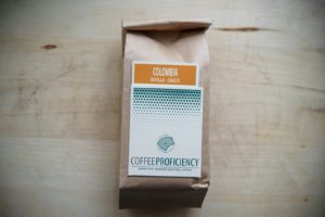 kolumbia sevilla - cauca coffee proficiency