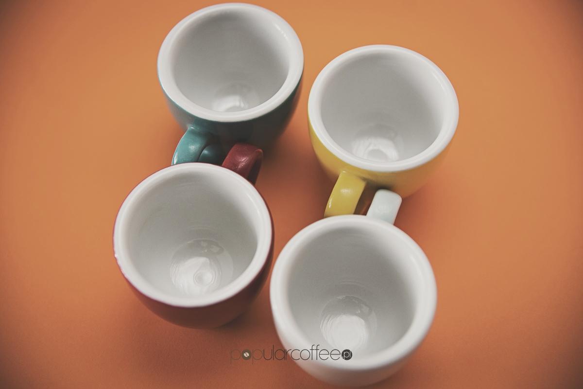 w czym pić espresso