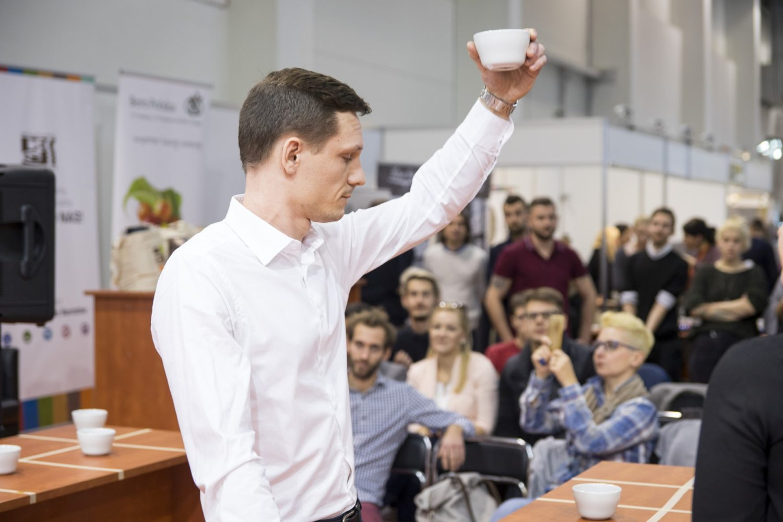 maciej duszak mistrzostwa polski cup tasters 2017