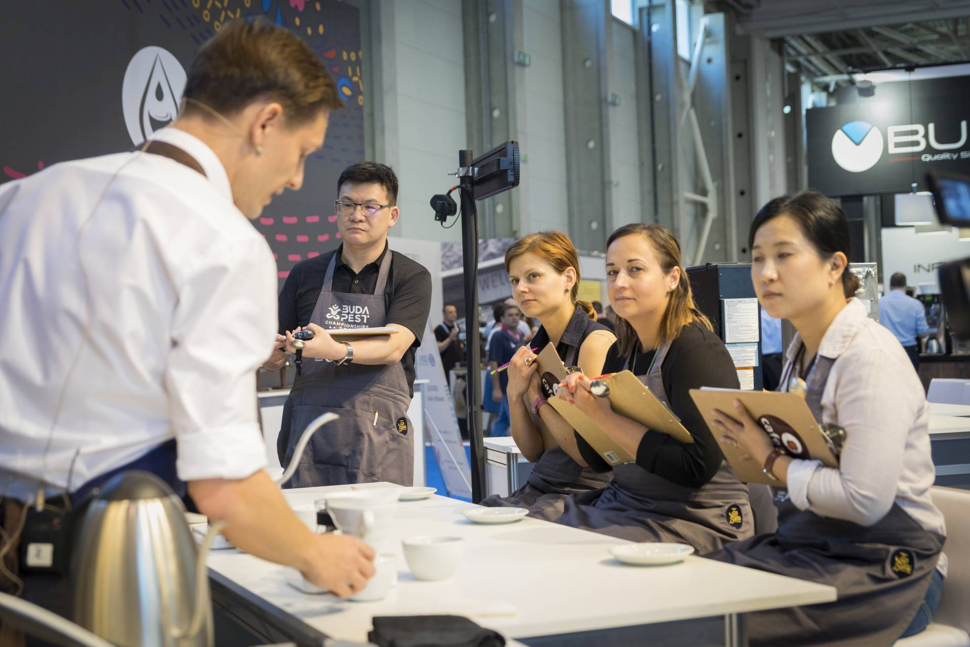world of coffee brewers 2017