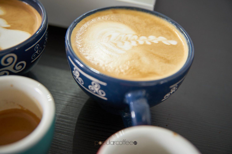 latte art ascaso
