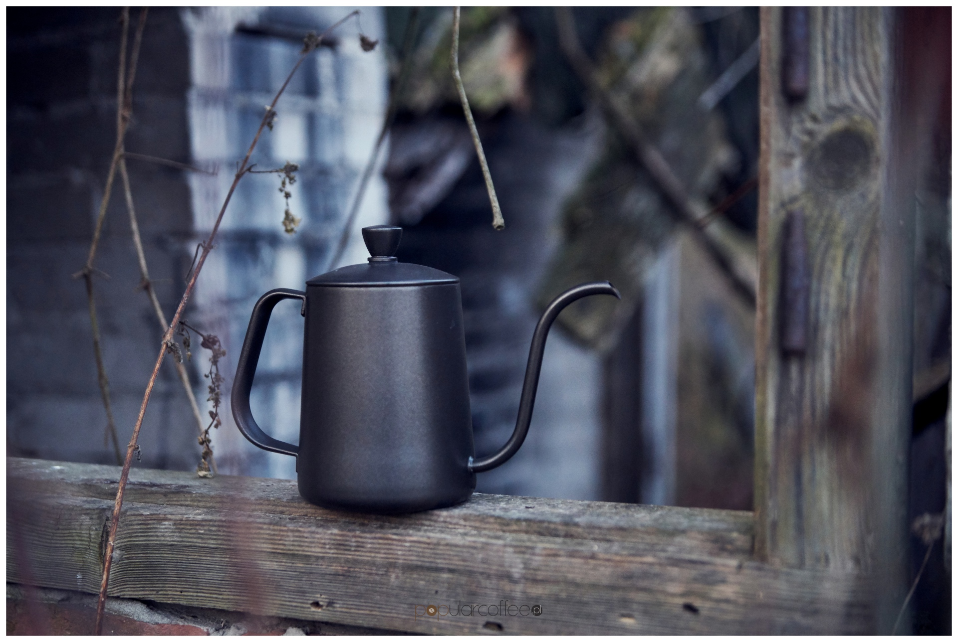 time more gooseneck coffee