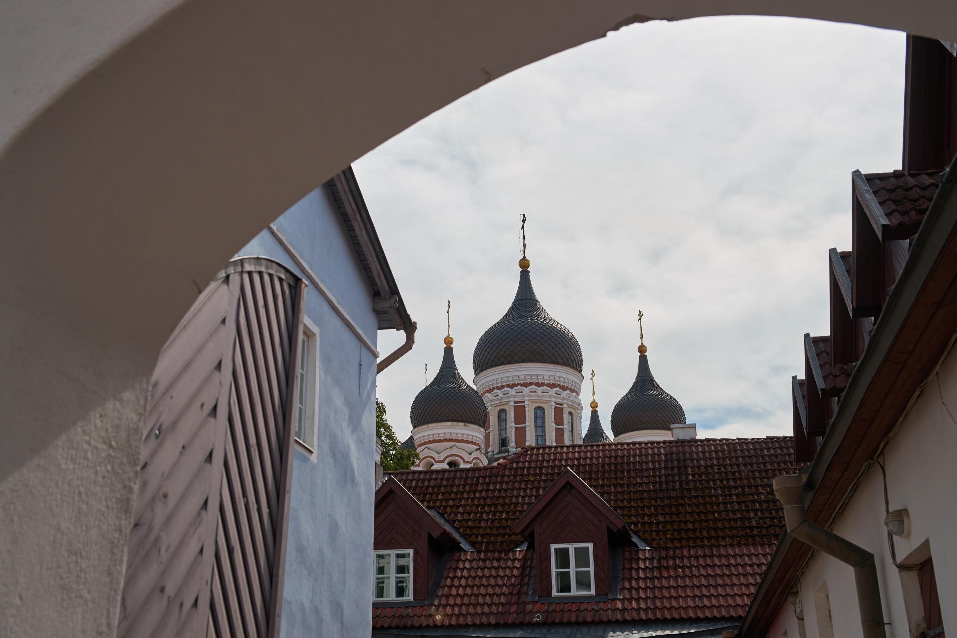 Tallinn zwiedzanie
