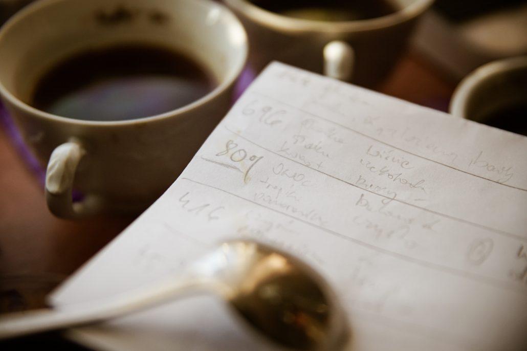 droga kawa